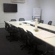 brisbane-training-room-hire-board-room-style